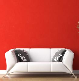 Raudona spalva
